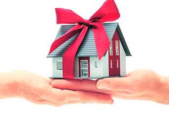 Налог на дарение - размер и порядок уплаты