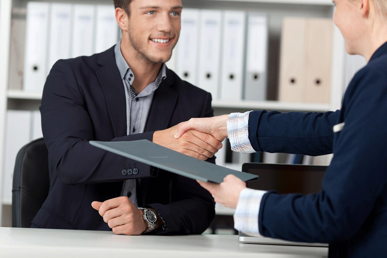 Заявление о приеме на работу. Образец заявления